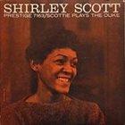 SHIRLEY SCOTT Scottie Plays The Duke album cover