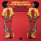 SHIRLEY SCOTT Shirley Scott & the Soul Saxes album cover