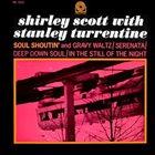 SHIRLEY SCOTT Soul Shoutin' album cover