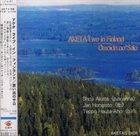 SHOJI AKETAGAWA (AKETA) Live In Finland Omoide No Salo album cover