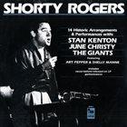 SHORTY ROGERS 14 Historic Arrangements & Performances album cover
