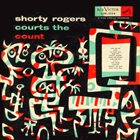 SHORTY ROGERS Courts the Count album cover