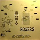SHORTY ROGERS Lighthouse All Stars album cover