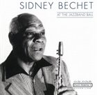 SIDNEY BECHET At The Jazzband Ball album cover
