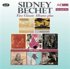 SIDNEY BECHET Five Classic Albums album cover