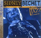 SIDNEY BECHET Ken Burns Jazz album cover
