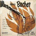 SIDNEY BECHET Sidney Bechet album cover