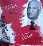 SIDNEY BECHET Sidney Bechet & Claude Luter album cover