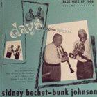 SIDNEY BECHET Sidney Bechet - Bunk Johnson : Days Beyond Recall album cover