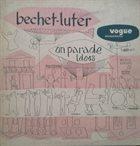 SIDNEY BECHET Sidney Bechet, Claude Luter : On Parade album cover