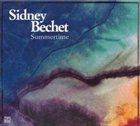 SIDNEY BECHET Summertime album cover