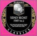 SIDNEY BECHET The Chronological Classics: Sidney Bechet 1949, Volume 2 album cover