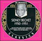 SIDNEY BECHET The Chronological Classics: Sidney Bechet 1950-1951 album cover