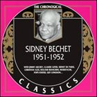 SIDNEY BECHET The Chronological Classics: Sidney Bechet 1951-1952 album cover