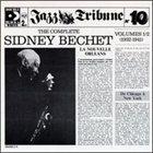 SIDNEY BECHET The Complete Sidney Bechet, Volume 1 album cover