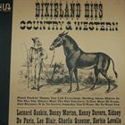 SIDNEY DE PARIS Dixieland hits Country and Western album cover