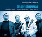 SIGURÐUR FLOSASON Bláir skuggar / Blue Shadows album cover