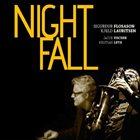 SIGURÐUR FLOSASON Sigurdur Flosason / Kjeld Lauritsen : Nightfall album cover