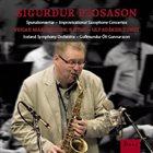SIGURÐUR FLOSASON Spunakonsertar album cover