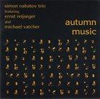 SIMON NABATOV Autumn Music album cover