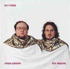 SIMON NABATOV Simon Nabatov / Nils Wogram : Jazz Limbo album cover