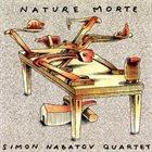 SIMON NABATOV Simon Nabatov Quartet : Nature Morte album cover