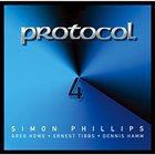 SIMON PHILLIPS Protocol 4 album cover