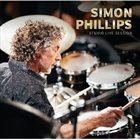 SIMON PHILLIPS Studio Live Session album cover