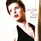 SIMONE KOPMAJER Let's Fall In Love album cover
