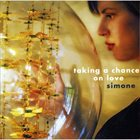 SIMONE KOPMAJER Taking A Chance On Love album cover