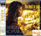 SIMONE KOPMAJER The Best In You album cover