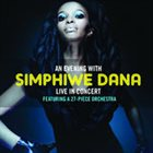 SIMPHIWE DANA Live at the Lyric Theatre album cover