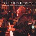 SIR CHARLES THOMPSON I Got Rhythm: Live at the Jazz Showcase album cover