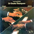 SIR CHARLES THOMPSON Sweet And Lovely album cover