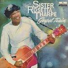 SISTER ROSETTA THARPE Gospel Train (1958) album cover