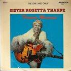 SISTER ROSETTA THARPE Precious Memories album cover