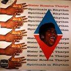 SISTER ROSETTA THARPE Spirituals In Rhythm album cover