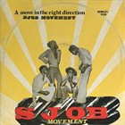 SJOB MOVEMENT A Move In The Right Direction album cover