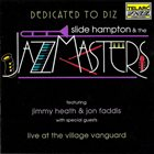 SLIDE HAMPTON Dedicated To Diz album cover