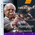 SLIDE HAMPTON Jazz Matinee album cover