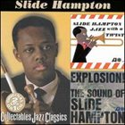 SLIDE HAMPTON Jazz With a Twist / Explosion! The Sound of Slide Hampton album cover