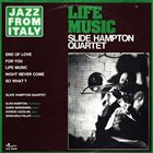 SLIDE HAMPTON Life Music album cover