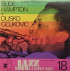 SLIDE HAMPTON Summit Big Band album cover