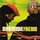 SLY AND ROBBIE Friends album cover