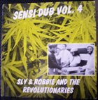 SLY AND ROBBIE Sensi Dub Vol. 4 album cover