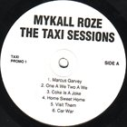 SLY AND ROBBIE Sly & Robbie Presents Mykall Rose  – The Taxi Sessions album cover