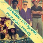 SLY AND ROBBIE Sly-Robbie + The Taxi Gang V Purpleman + Friends album cover
