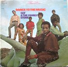 SLY AND THE FAMILY STONE Dance to the Music album cover