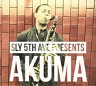 SLY5THAVE Sly 5th Ave Presents Akuma album cover