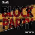 SMADJ Block Party album cover